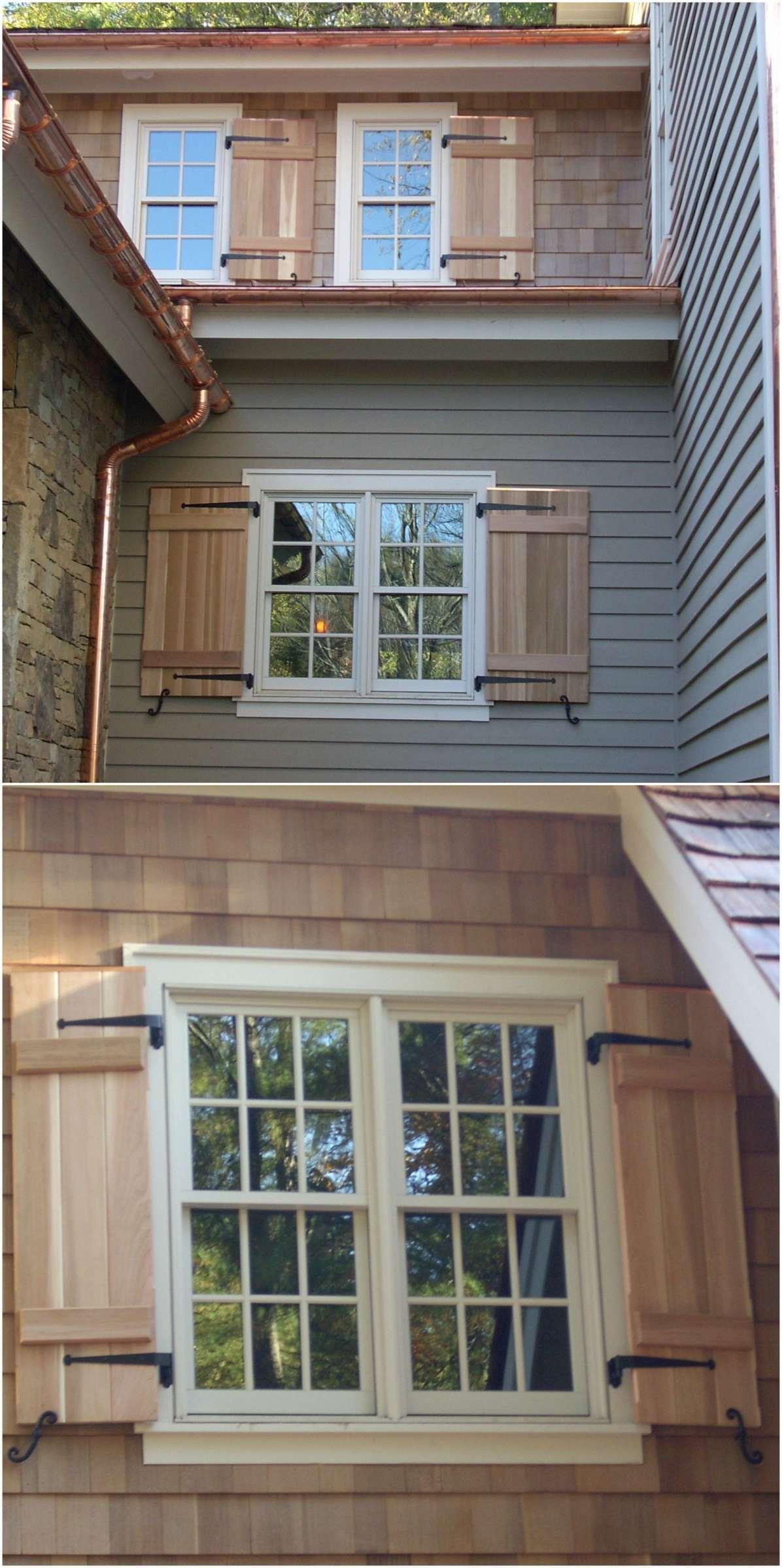 12 Wonderful Wooden Shutters Outdoor Photos Wooden Shutters Outdoor Shutters Shutters Exterior