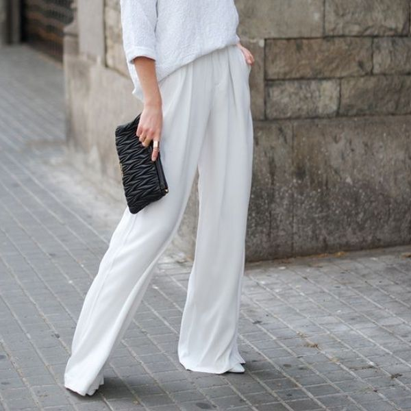 4 modelos de calças pra compor o office look - Moda it