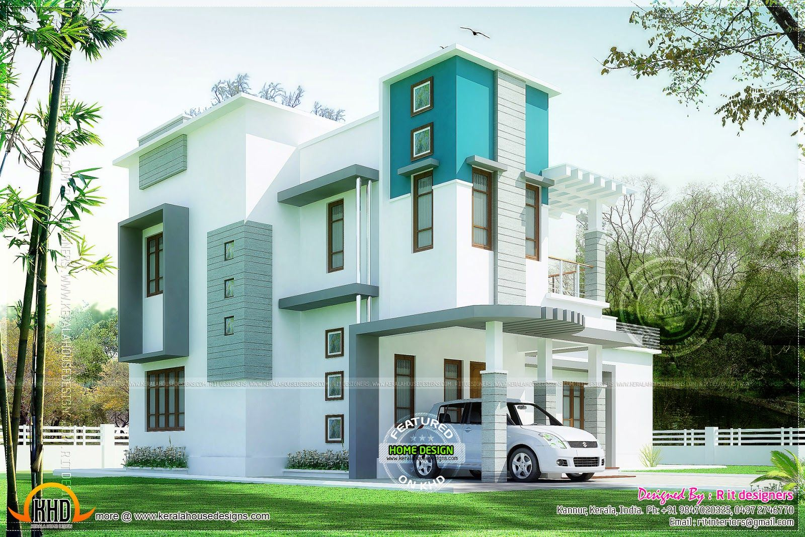 Home design picturesque beautiful modern houses pictures indian kerala house india also cute rh pinterest