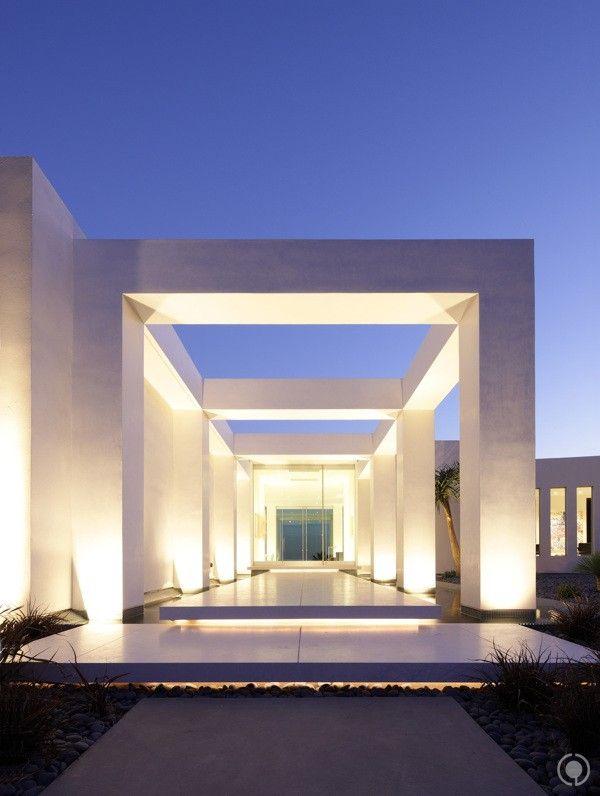 Modern beverly hills inspirations area arquitectura for Diseno exterior casa contemporanea