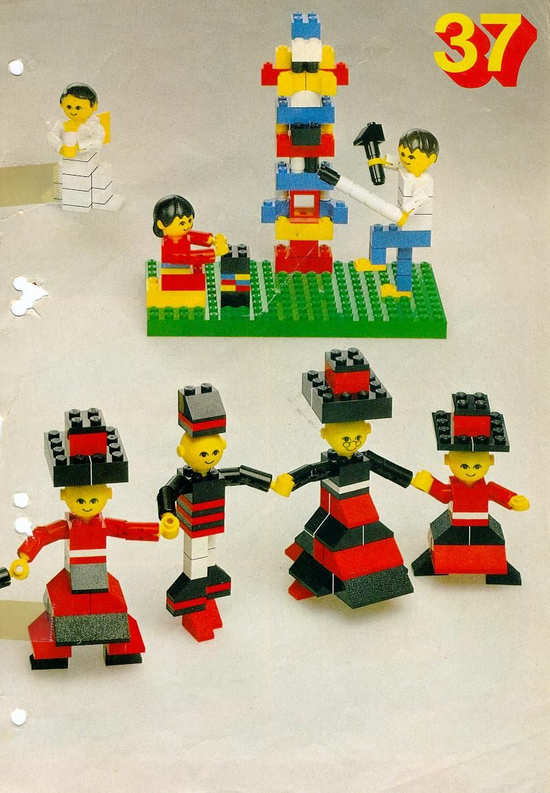 LEGO Building Ideas Book Instructions 222, Books Lego