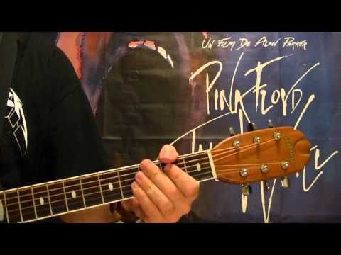 Easy Mother Guitar Lesson By Pink Floyd From The Wall Album