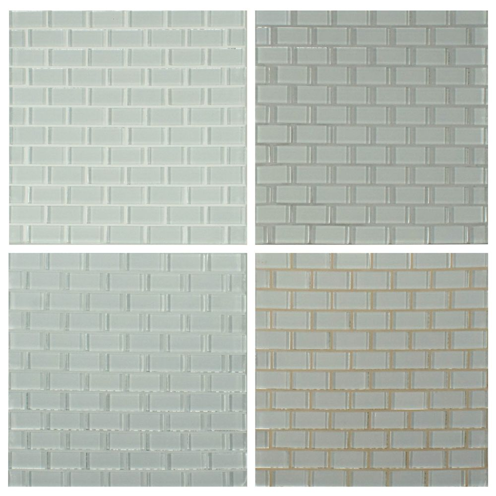 Be all about grout grout colors glass tiles and grout be all about grout dailygadgetfo Images