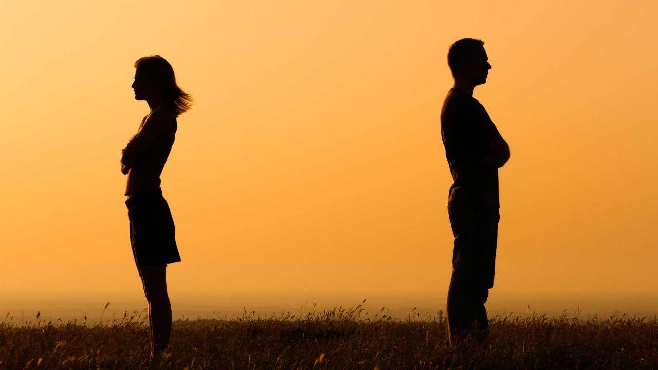 Desamor y amor están siempre uno al lado del otro