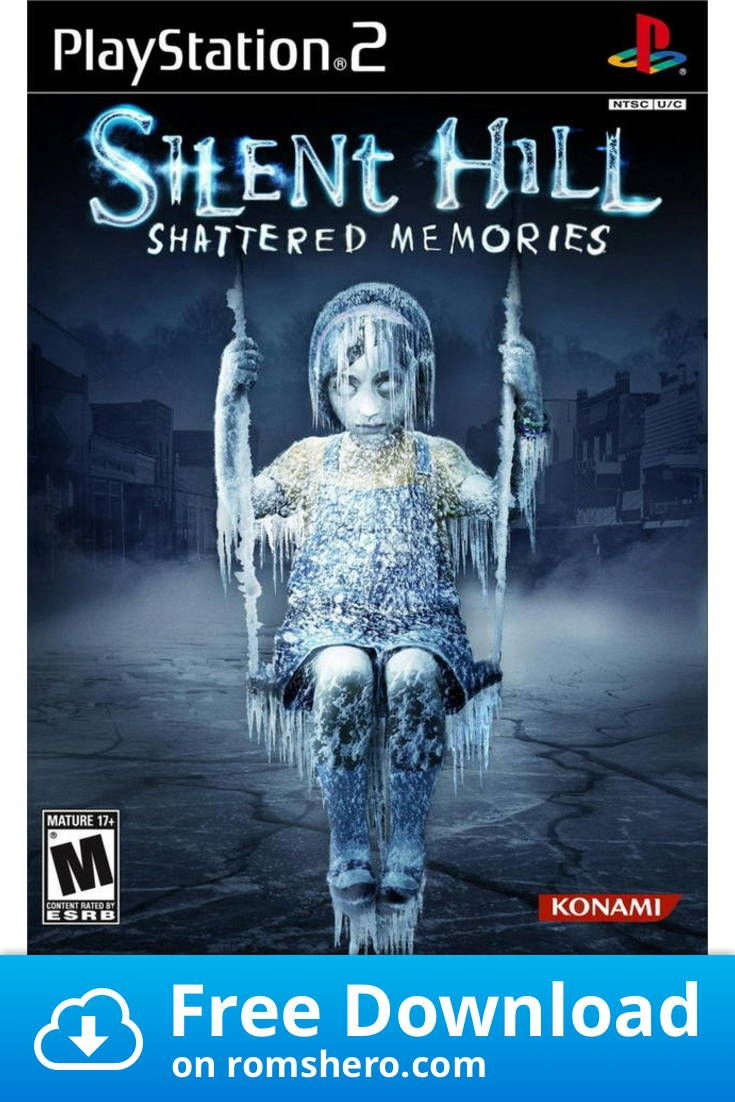 Download Silent Hill Shattered Memories Playstation 2 Ps2