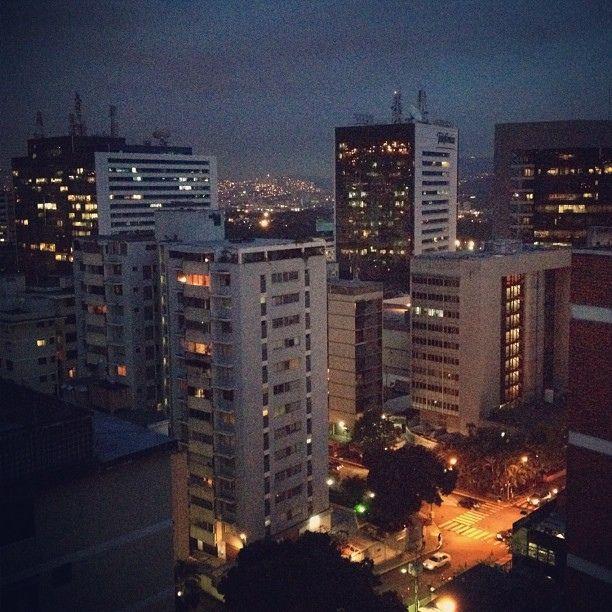 Los Palos Grandes, Caracas