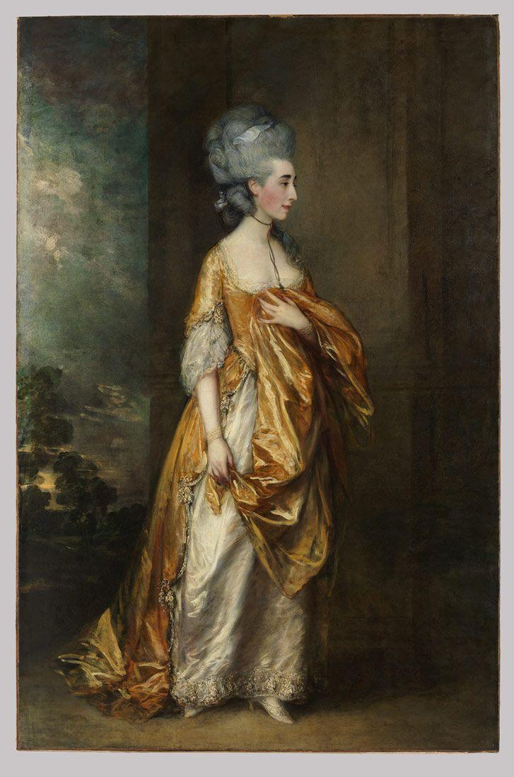 Mrs. Grace Dalrymple Elliott (1754?1823) in 2020 Thomas