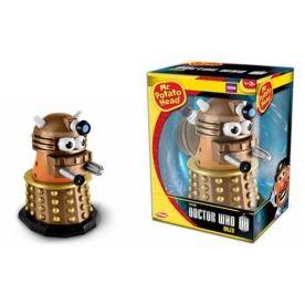 Doctor Who Dalek Mr Potato Head | Mr potato head, Doctor ...