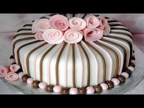 تزيين الكيك على شكل قلب والنتيجة لن تتوقعوها أبداا Youtube Cool Birthday Cakes Creative Birthday Cakes Creative Cakes