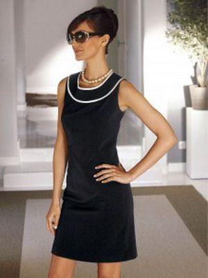 8de16cf0447 Платья в стиле Коко Шанель  фото и описание маленького черного платья