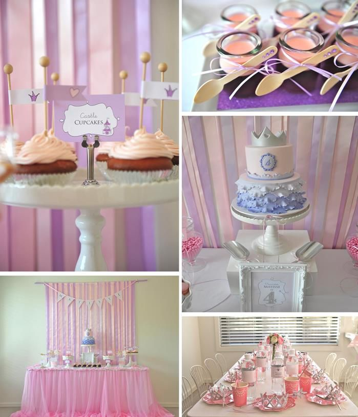 Ordinary Princess Theme Decoration Ideas Part - 13: Princess Birthday Party Ideas For Girls - Bing Images