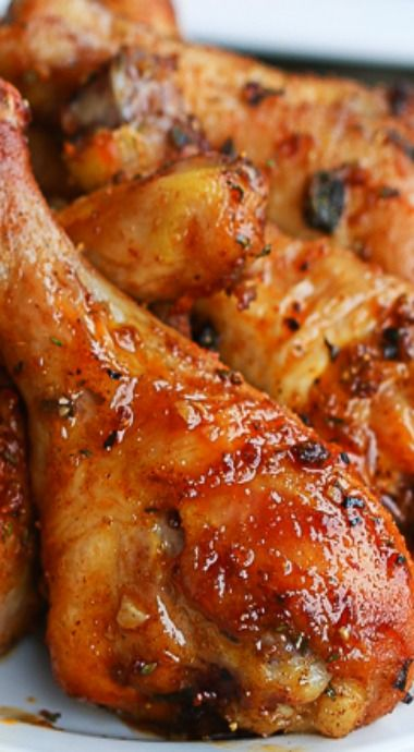 Baked Garlic Paprika Chicken #chickenrecipes