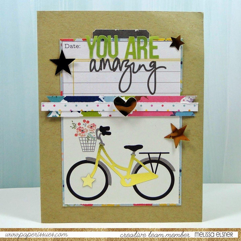 Let's Make a Card {Swag Bag Spotlight} Melissa Elsner