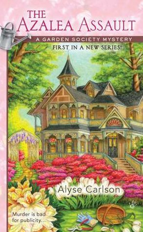 Garden Society Mystery Series ...another new series