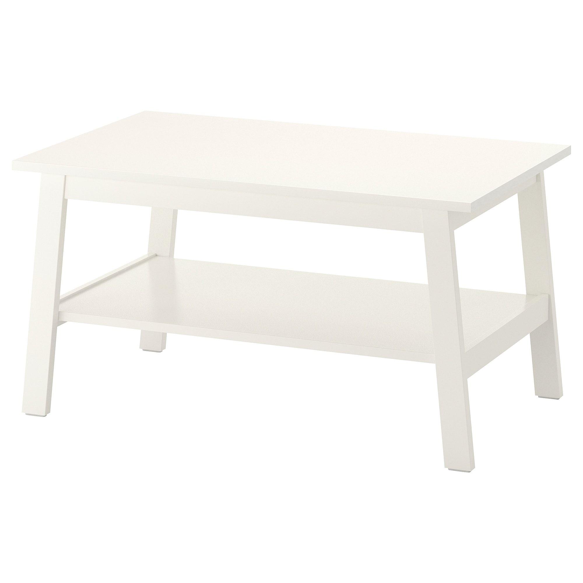 Lunnarp Table Basse Blanc 90x55 Cm Ikea Coffee Table White Coffee Table Ikea Side Table [ 2000 x 2000 Pixel ]