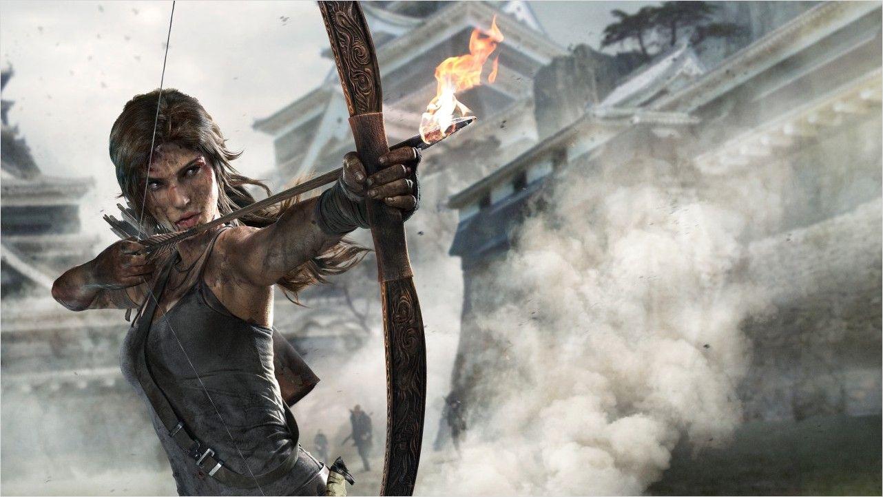 4k Wallpaper Tomb Raider In 2020 Tomb Raider Wallpaper Tomb Raider Game Tomb Raider 2013