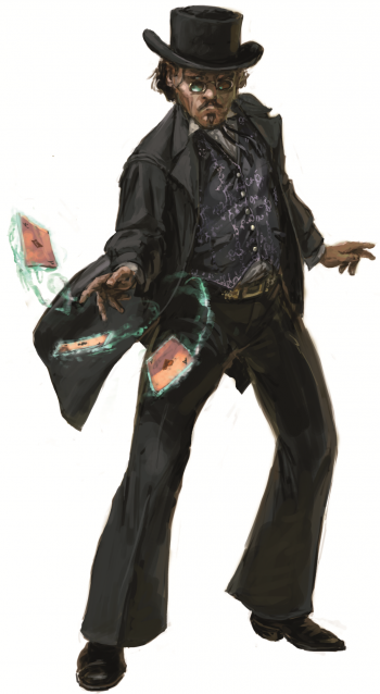 Deadlands Huckster In 2019 Steampunk Characters Fantasy