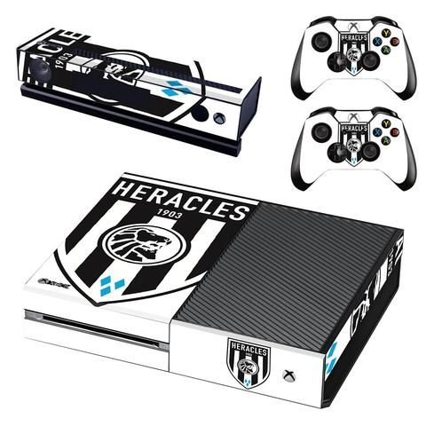 Heracles 1903 logo xbox one skin decal for console and 2 controllers