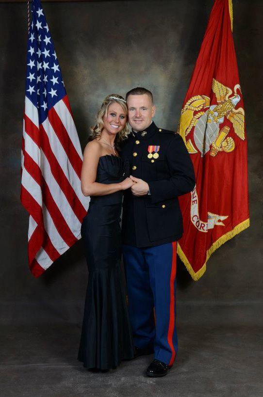 ROTC Ball Dresses