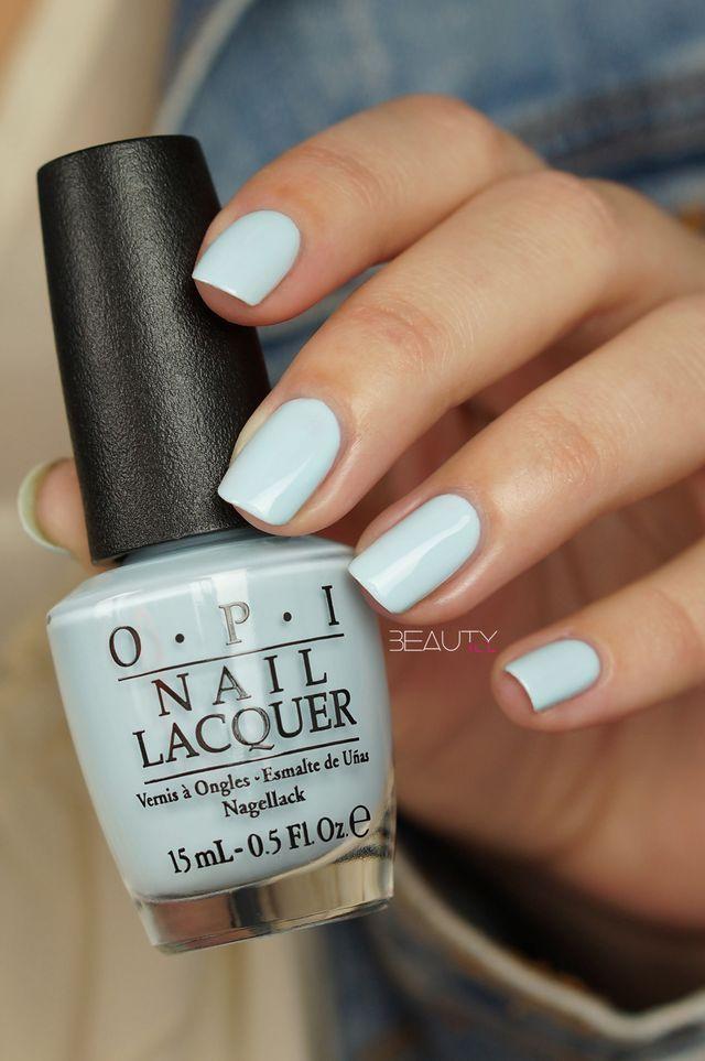 Opi Soft Shades Pastels Swatches Beautyill Nails Opi Nails