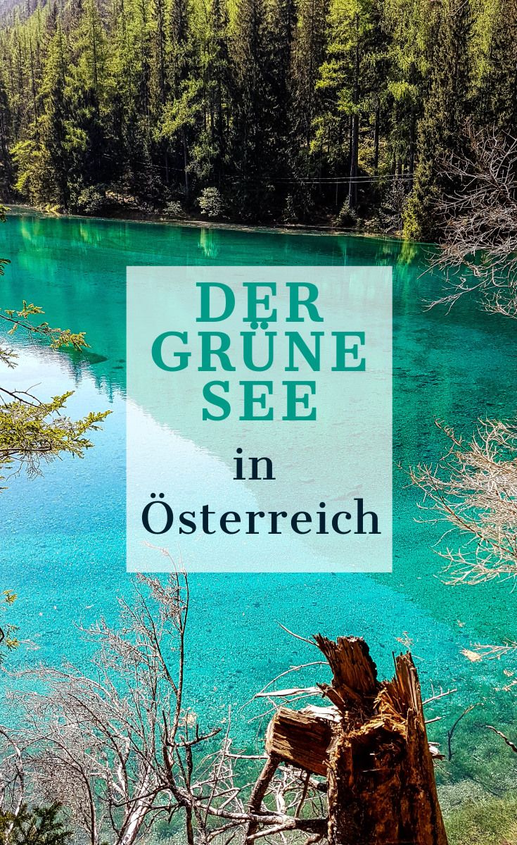 Photo of Grüner See – The most beautiful lake & excursion tip for Styria!