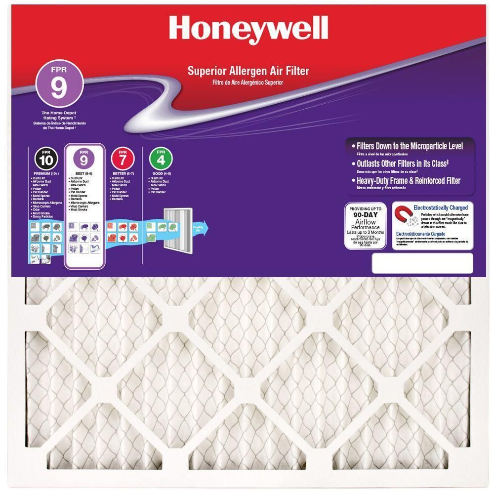 Honeywell 153/4 in. x 281/2 in. x 1 in. Superior