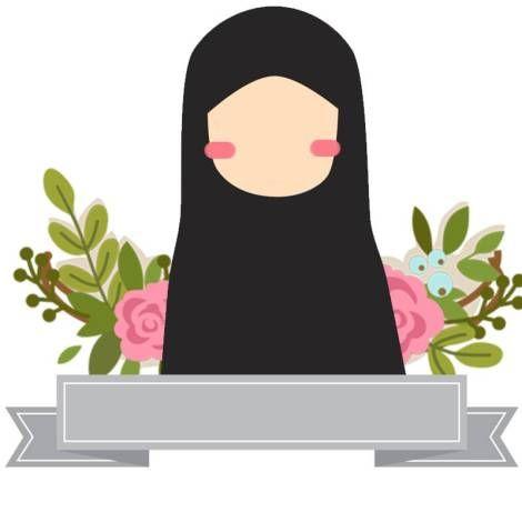 Download Gratis 24 Desain Avatar Muslim Dan Muslimah Versi Lengkap Avatar Kartun Lukisan Keluarga