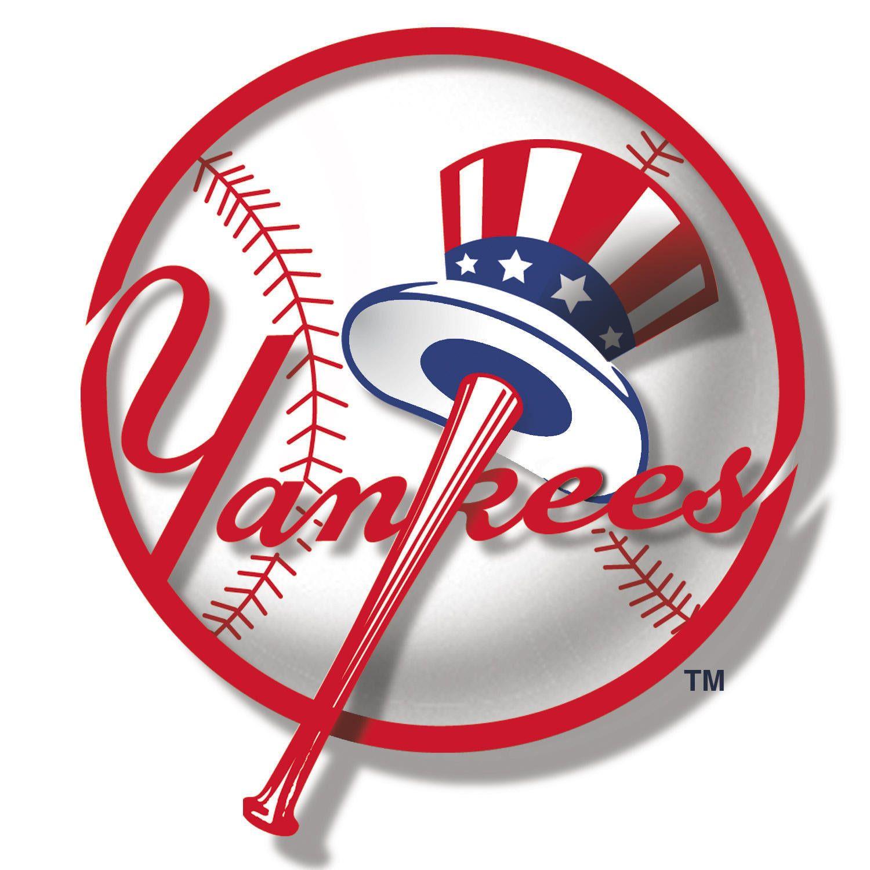 Pin By Honey On I Love The Yankees Ny Yankees Logo New York Yankees Logo New York Yankees Baseball