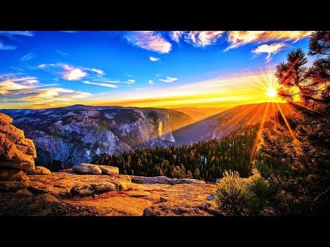 Good Morning Music 528hz Boost Positive Energy Start Your Day Above Norway Wake Up Music Youtube Paysage Instruments Bizarre