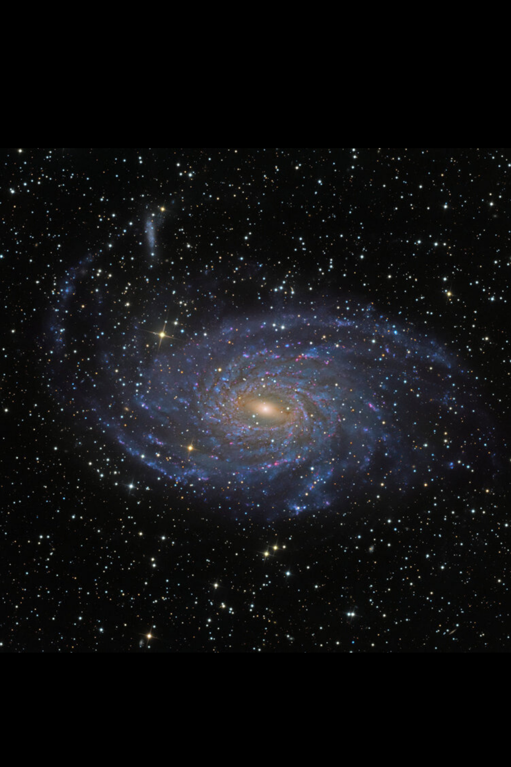 Ngc 6744 Galaxy Ngc Spiral Galaxy Galaxy Pictures