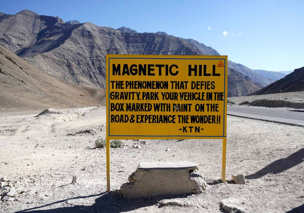 6 Mysterious Places In India That Even Science Fail To Explain Mysterious Places Mystery Places