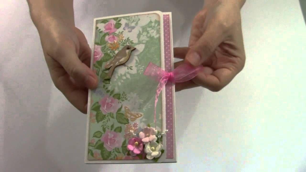 Bird Song - Scrapbooking Mini Album