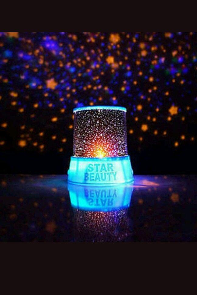 Star Space Projector Night Light Kids Sensory Autism