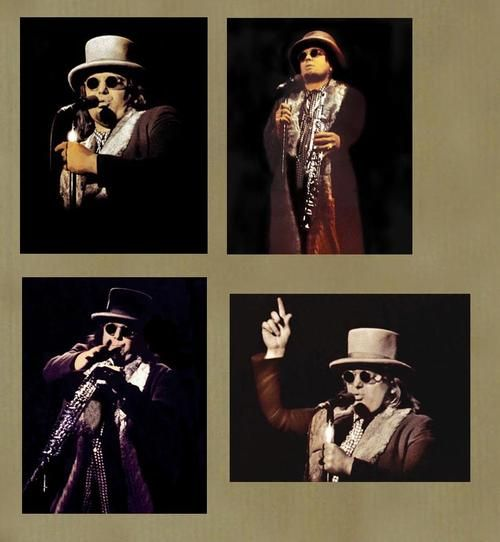 Picture Of Captain Beefheart & His Magic Band
