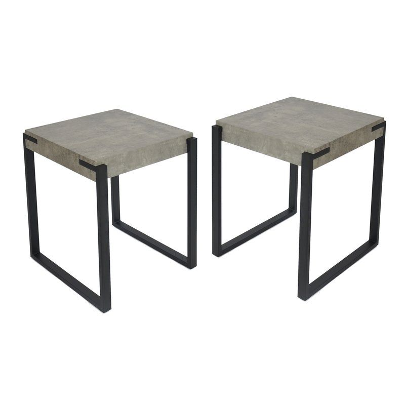 Lular End Table Contemporary End Tables Living Room Side Table