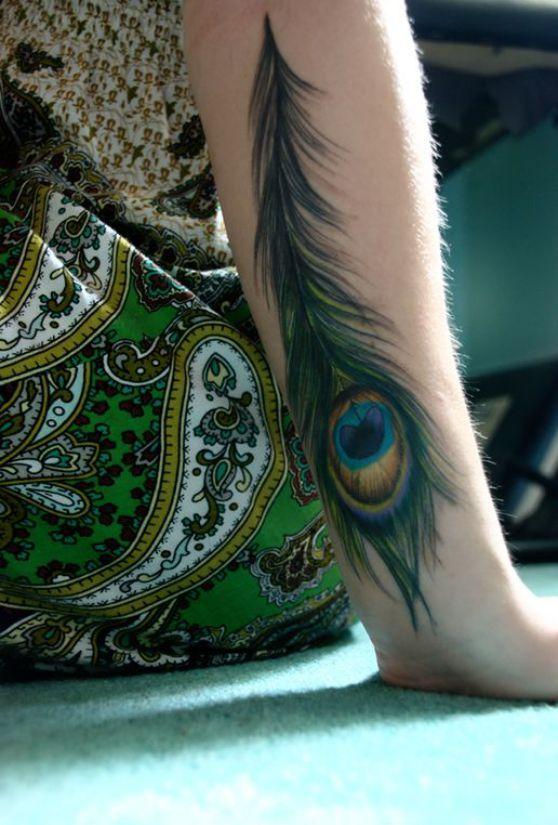 feathers tattoos Tatuajes para mujeres - Tattoos For Women - tatuajes de plumas