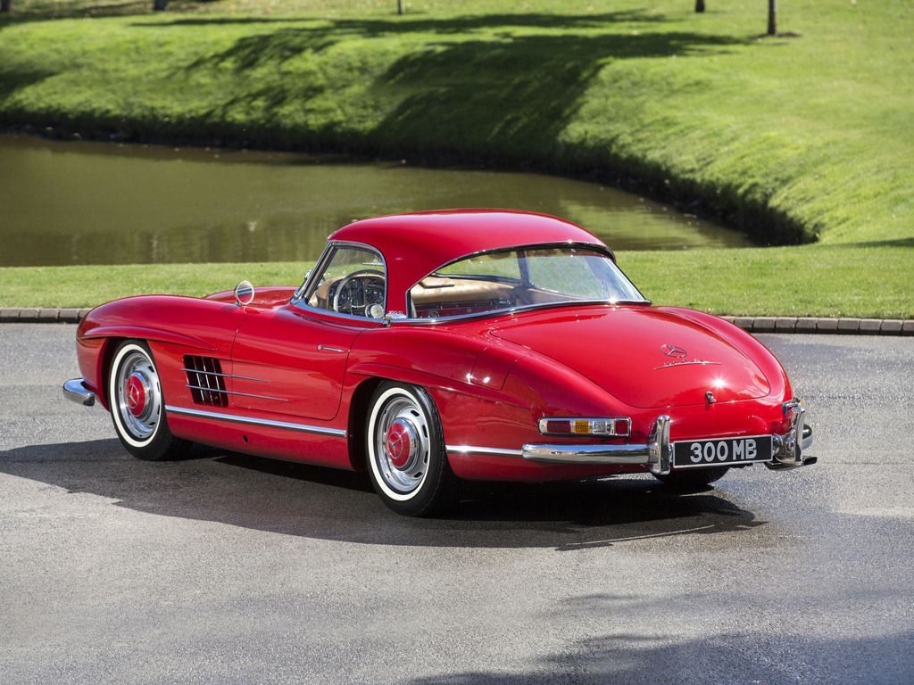 Mercedes Benz 300sl Roadster 002974 With Images Mercedes
