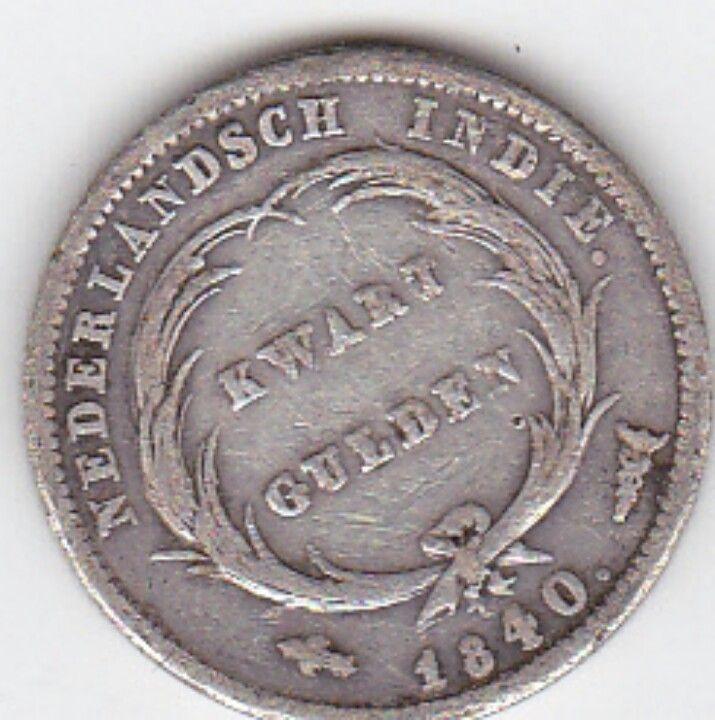 Kwart Gulden 1840