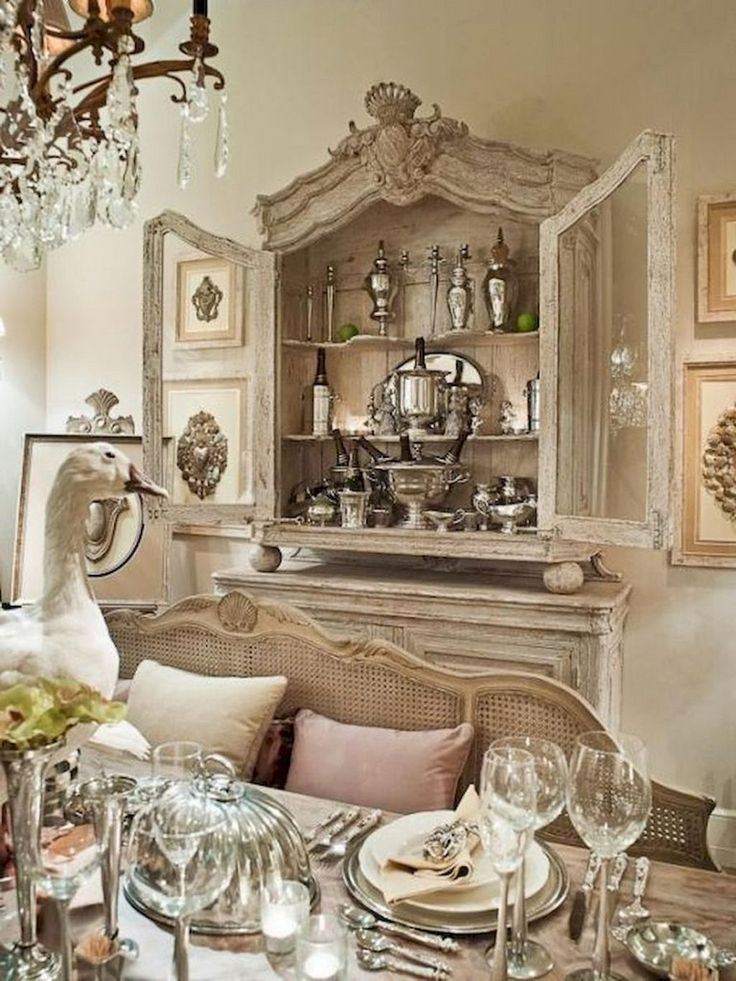 44 Stunning French Country Style Kitchen Decorating Ideas French Country Decorating Kitchen Country Furniture French Country Furniture