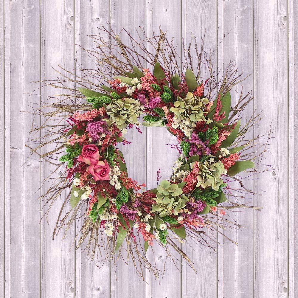 Sweet Mementos Everlasting Wreath | Wreaths All Around