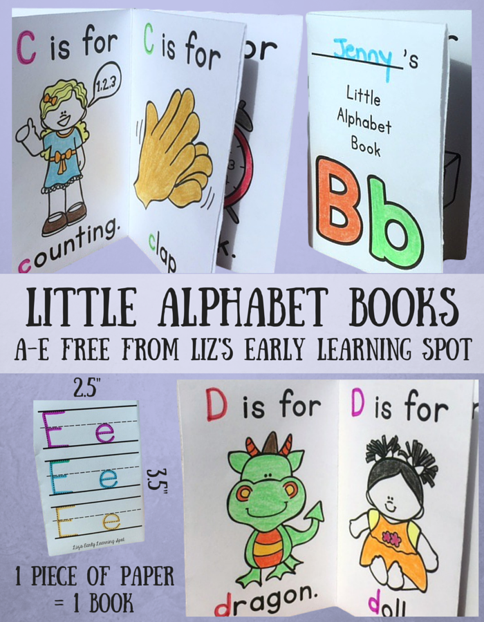 My Little Alphabet Books   Pinterest   Alphabet, Kind und Schule