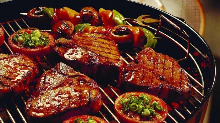 Delicious Food Wallpaper Bbq Recipes Healthier Bbq Food
