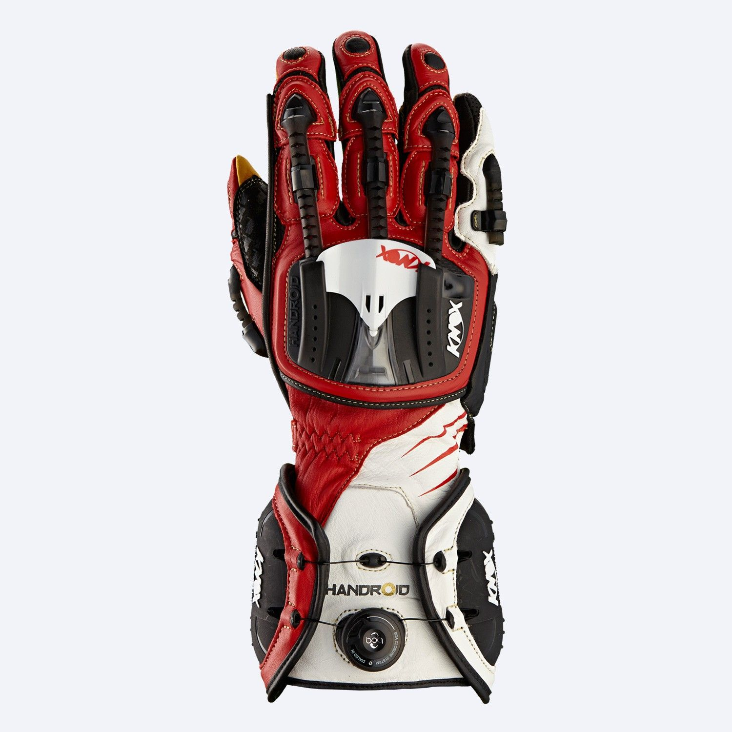 Motorcycle gloves kingston - Handroid The Best Motorcycle Gloves In The World