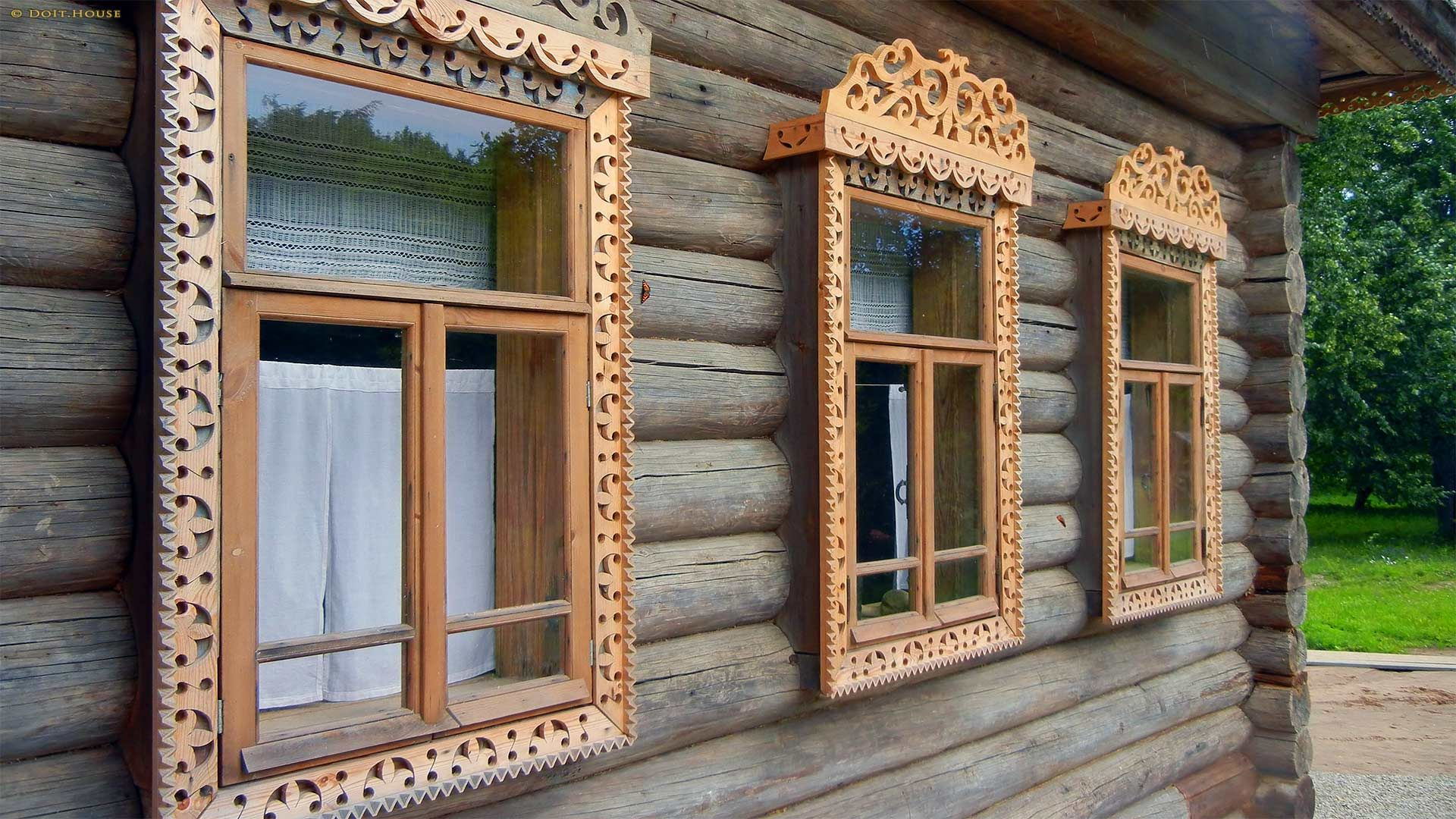 Dacha house in Russia Bud house decorating Pinterest