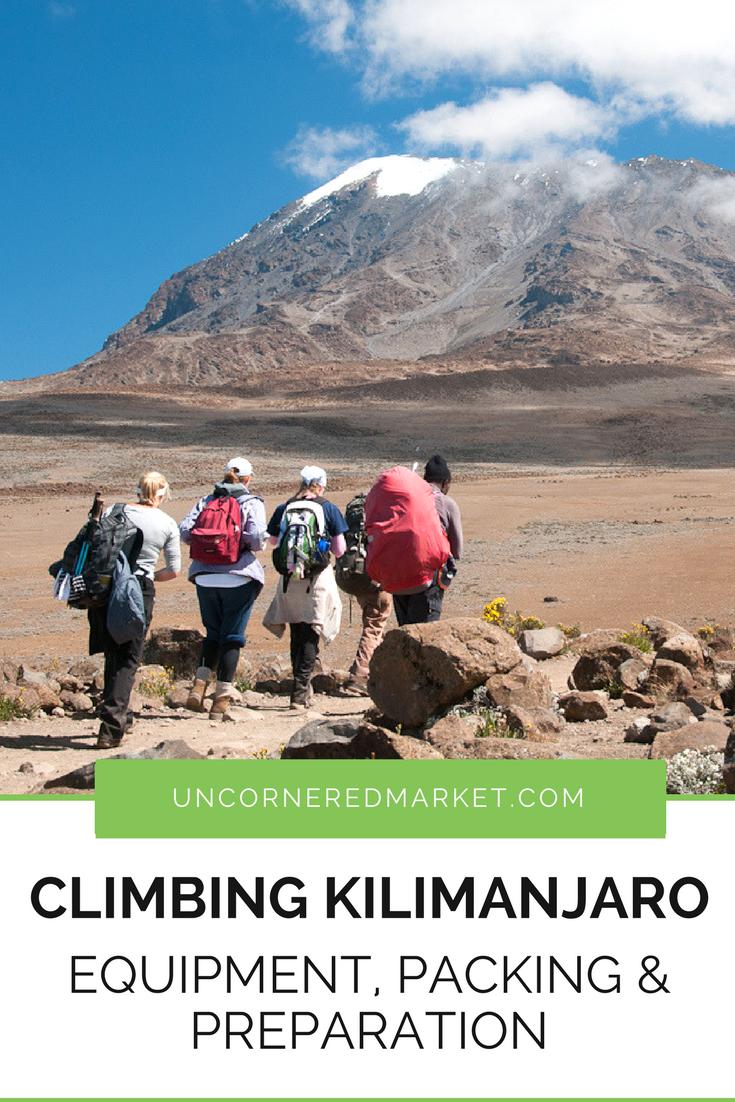 Climb Kilimanjaro Equipment And Preparation Kilimanjaro
