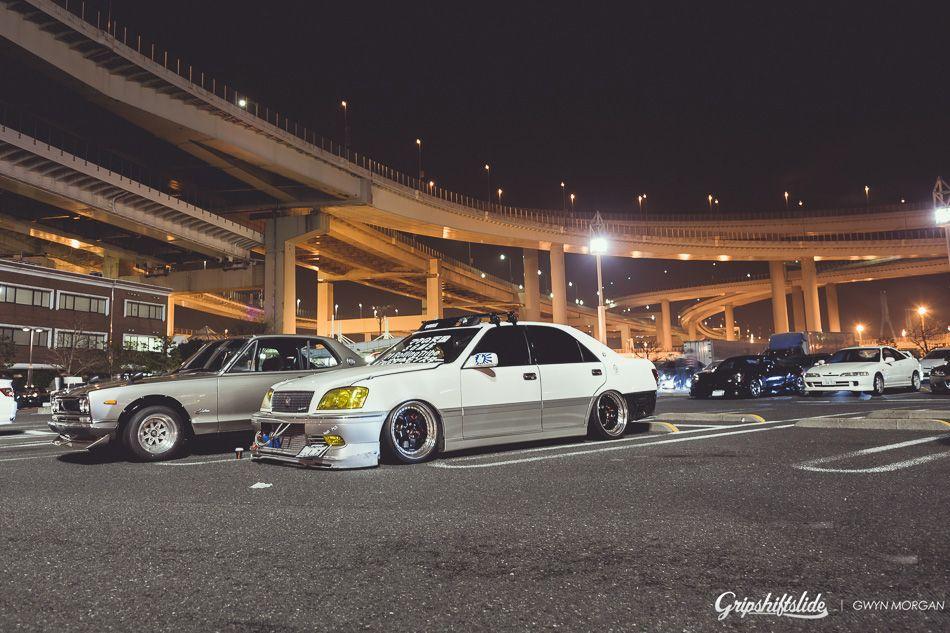Japan Day 2 :: Daikoku Futo PA | Jdm cars, Jdm, Japan cars