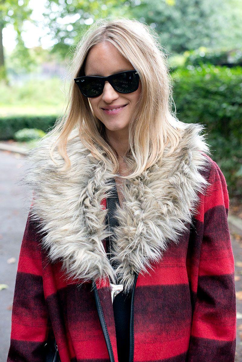 Street style moda en la calle looks para el invierno Londres