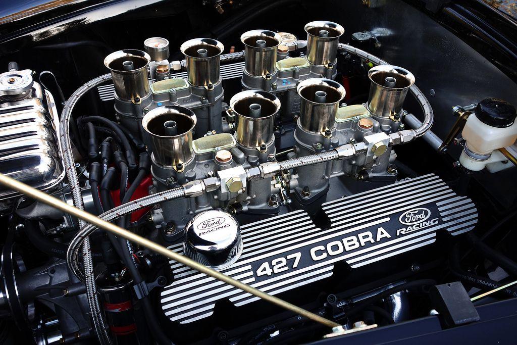 Ford 427 Cobra Cobra Shelby Gt40 427 Cobra Motor Engine