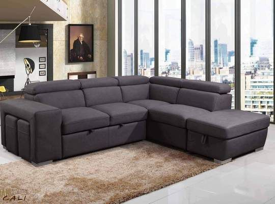 Fine Pasadena Large Sleeper Sectional Sofa Bed With Storage Gmtry Best Dining Table And Chair Ideas Images Gmtryco