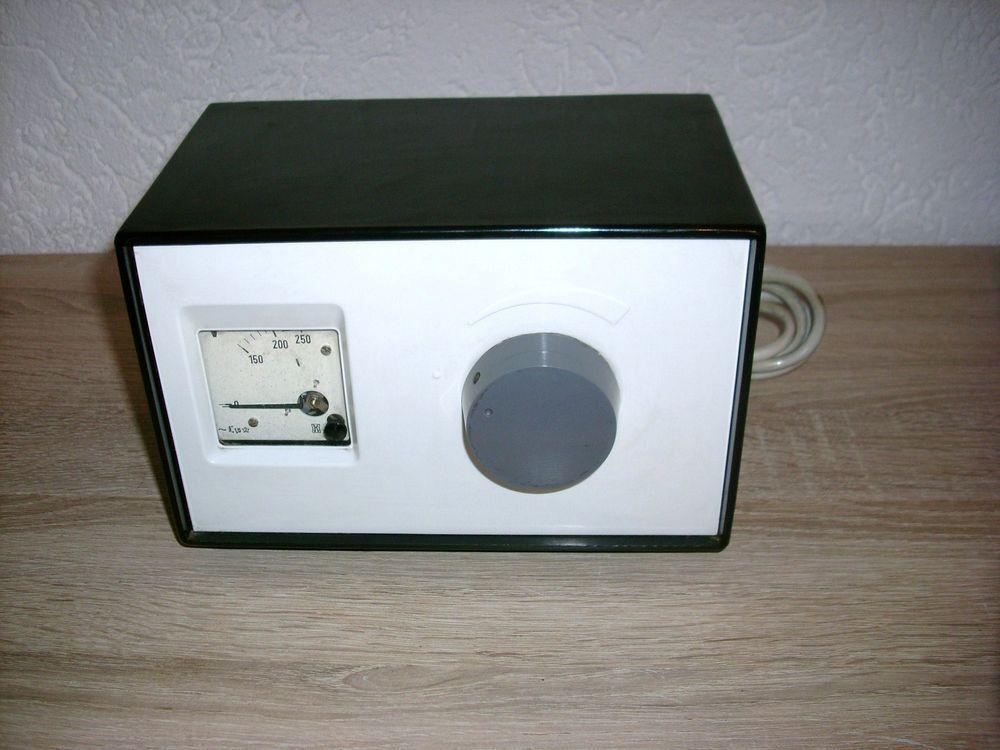 Stelltrafo Stromregler Stufenlos 165 242v Kopena Rft Stelltransformator Ddr Electronic Products Nest Thermostat Thermostat